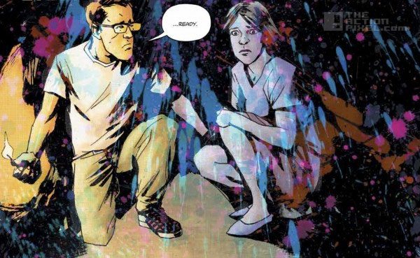 wytches #3 Panel. Image. The Action Pixel. @Theactionpixel