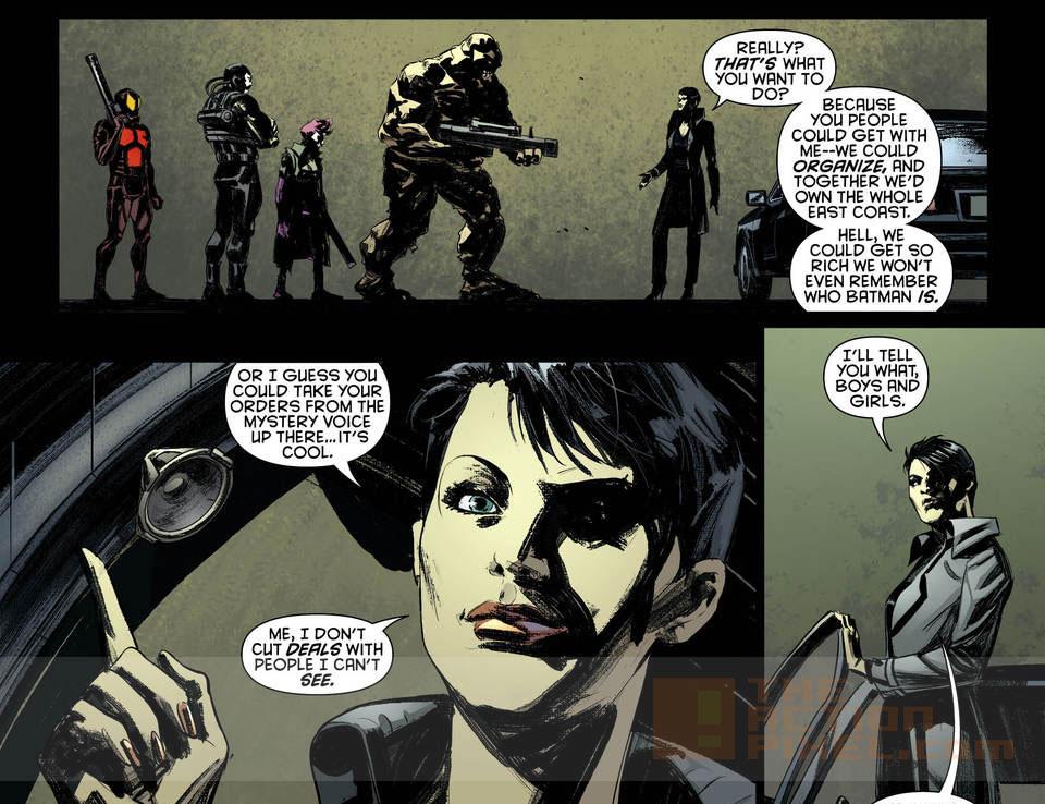 Batman Eternal #40. page 4  DC Comics. The Action Pixel. @theactionpixel