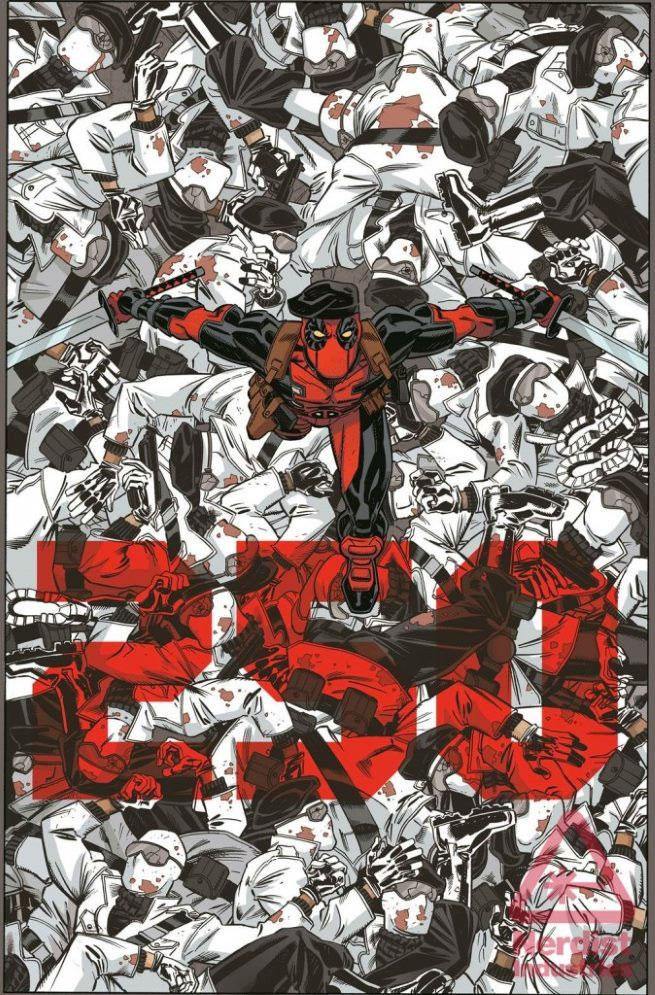 Deadpool 250. the action pixel. @TheActionPixel