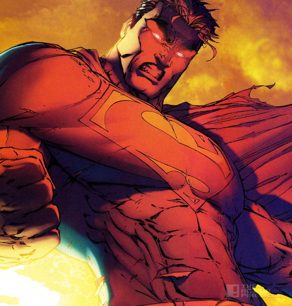 Superman. Man of steel. the action pixel. @theactionpixel