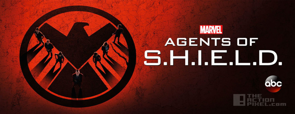 Marvel. agents Of SHIELD. The Action pixel. @theactionpixel