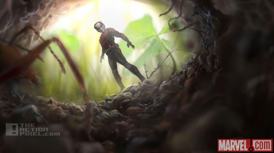 Marvels ant-man new still images. The Action Pixel. @theactionpixel #entertainmentontap