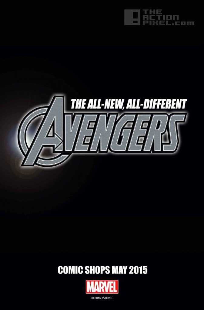 avengers All new all different. Avengers. The Action pixel.@theactionpixel