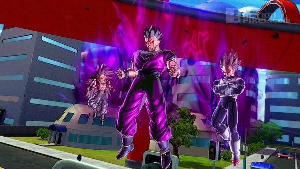 Dragon Ball Xenoverse. The action pixel. @theactionpixel