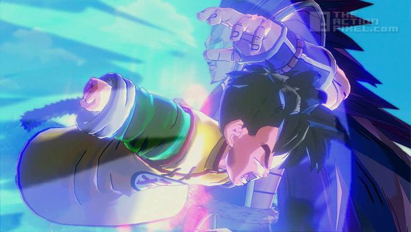 Dragon Ball Xenoverse. The action pixel. @theactionpixel