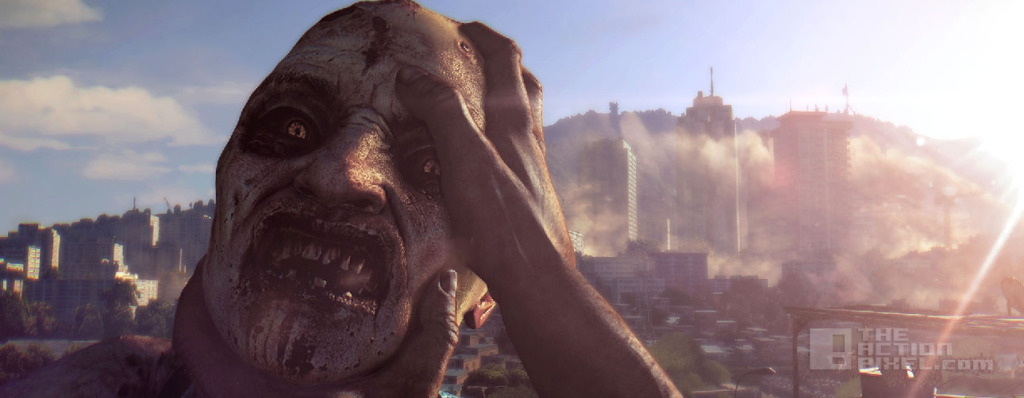dying Light zombie. Good night and good luck. the action pixel. @theactionpixel