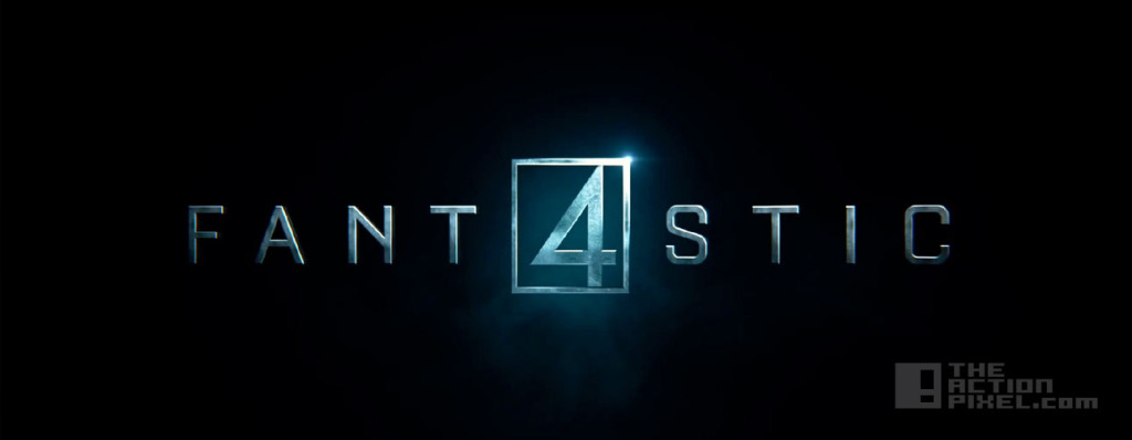 fant4stic. Fantastic four. fox. marvel. the action pixel. @theactionpixel