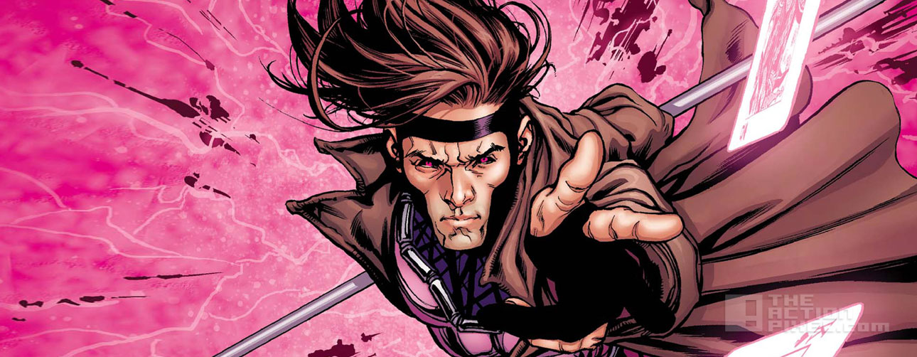 channing tatum as Gambit. The Action Pixel. @TheActionPixel