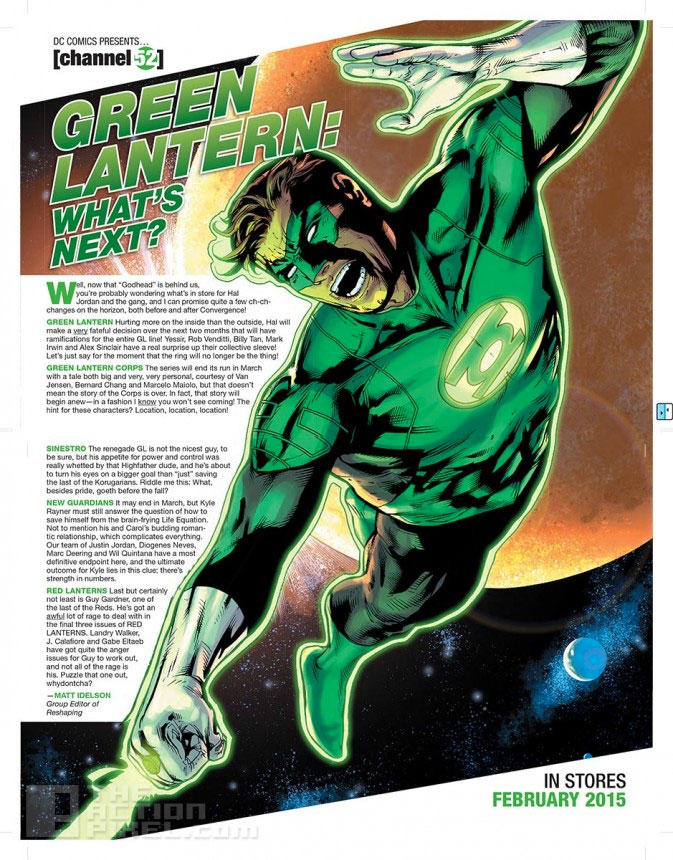 green lantern new 52. dc comics. the action pixel. @theactionpixel