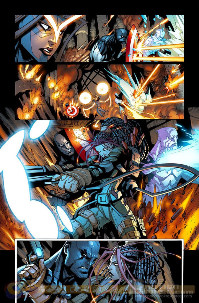 guardians 3000 issue 5- page 2. The action pixel. @the action pixel