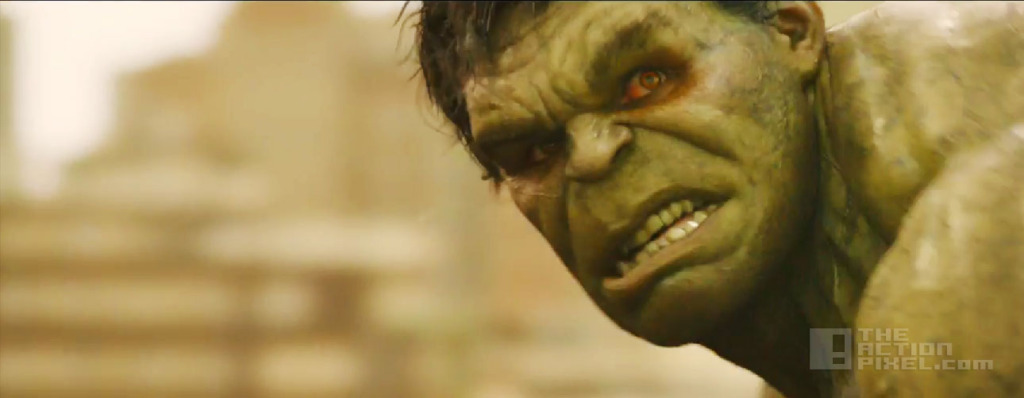 hulk. Avengers: Age of Ultron. The Action pixel. @theactionpixel