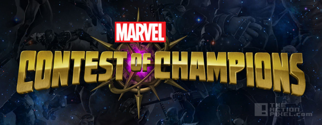 Marvel's Contest of Champions. The Action Pixel. @theactionpixel