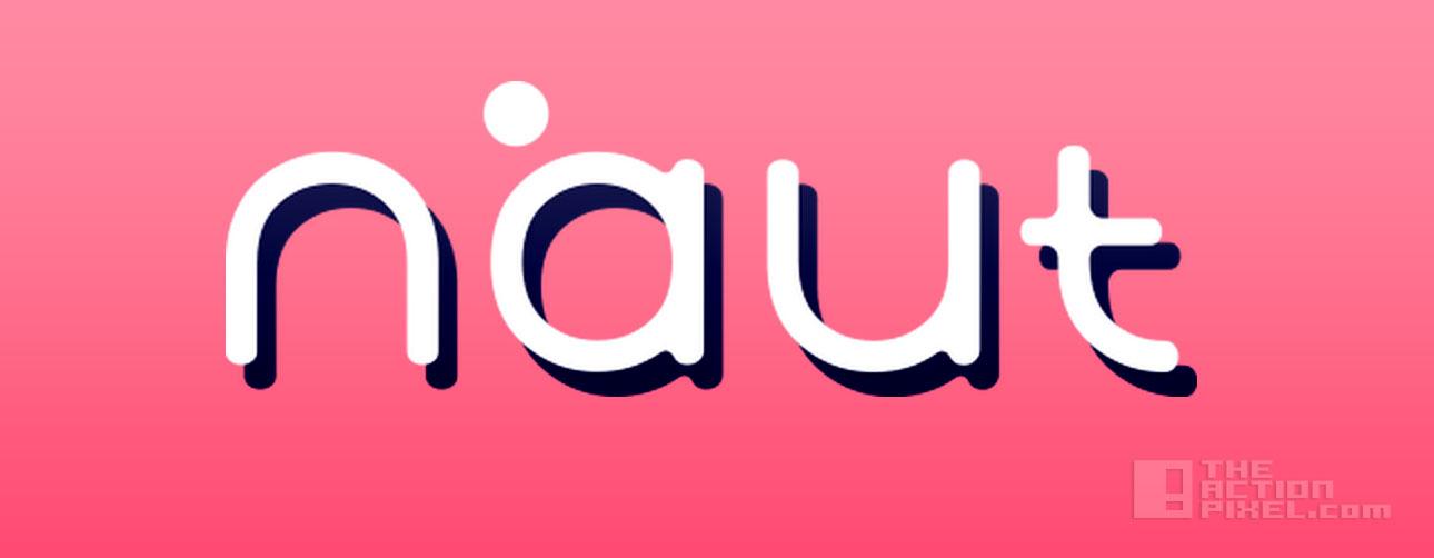 naut. video game. the action pixel. @theActionPixel