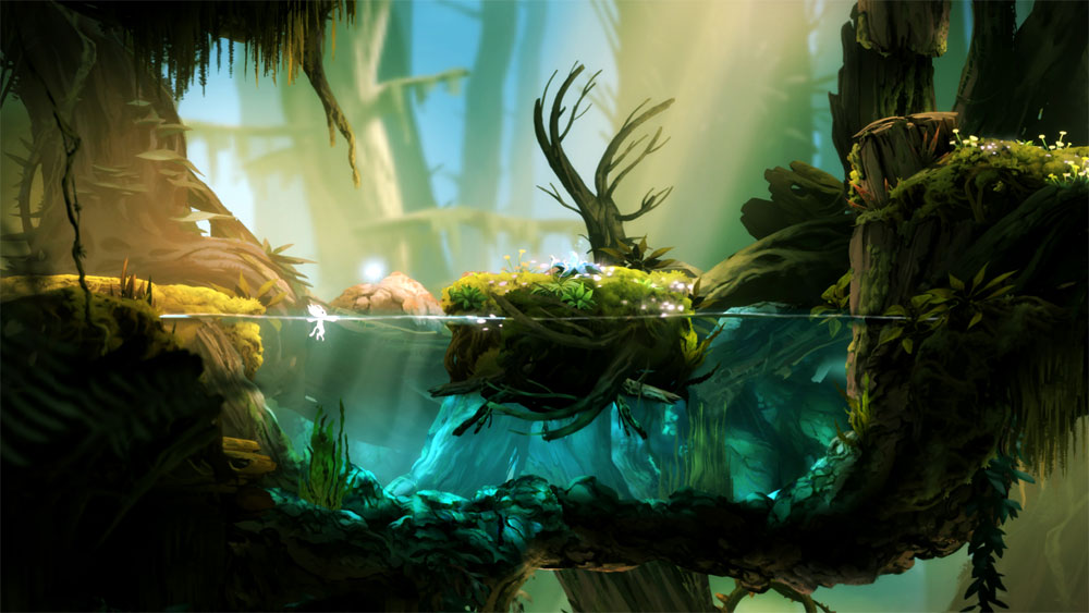 ori and the blind forest. the action pixel. @theactionpixel