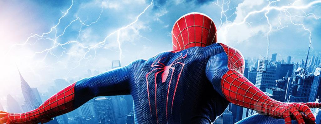 spiderman facing storm. The action pixel. @theactionpixel