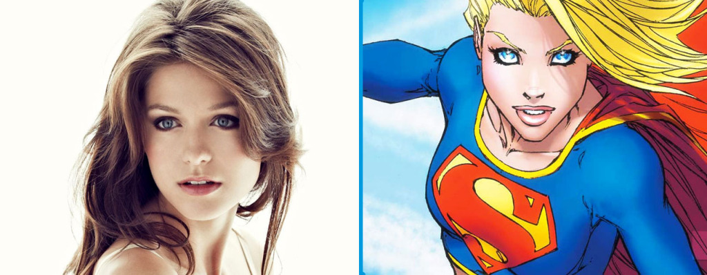 supergirl Melissa Benoist. The action pixel. @theactionpixel