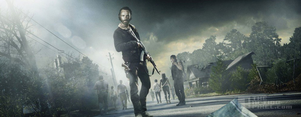 the walking dead mid-season 5. the action pixel. @theactionpixel #entertainmentOnTAP