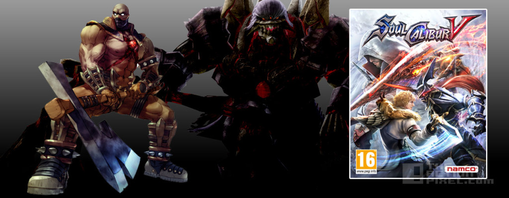 Astaroth Soulcalibur. the action pixel @theactionpixel
