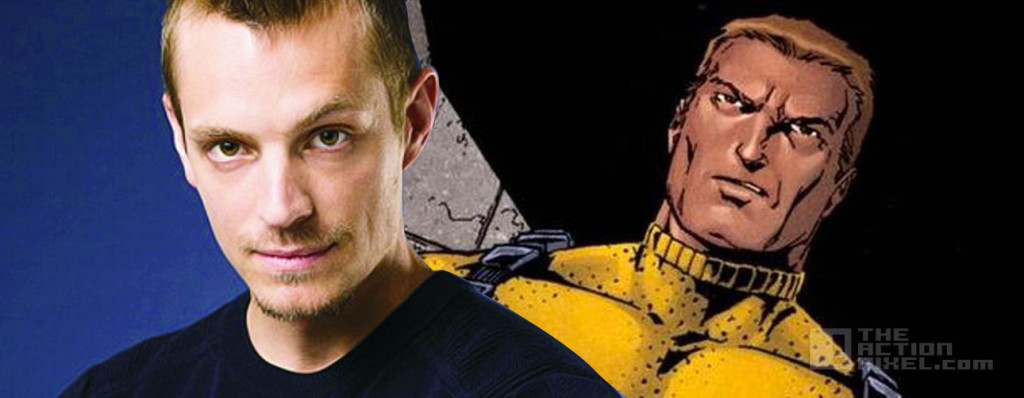 JOEL KINNAMAN IS RICK FLAGG. THE ACTION PIXEL @THEACTIONPIXEL
