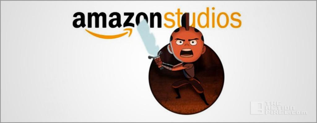 niko sword of light. imaginism. amazon studios. the action pixel. @theactionpixel