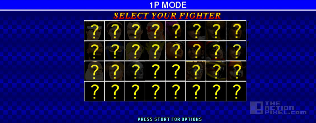 choose your player. the action pixel. @theactionpixel