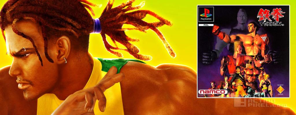 eddy gordo Tekken. the action pixel @theactionpixel