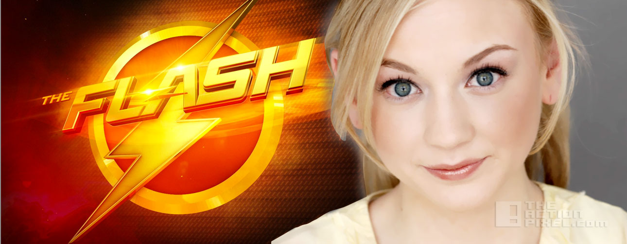 emily kinney the flash. dc comics. the action pixel. @theactionpixel the action pixel