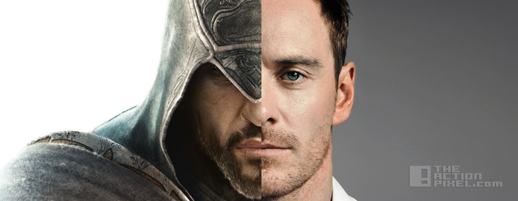fassbender Ezio Assassins Creed. The action pixel. @theactionpixel