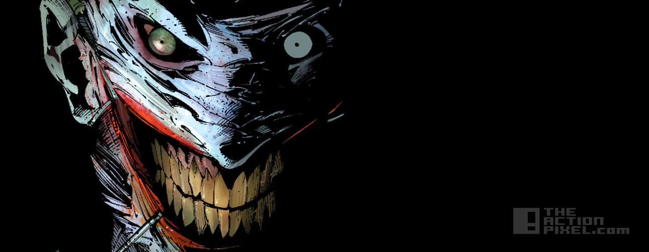 joker Face Off Faceon. the action pixel. @theactionpixel