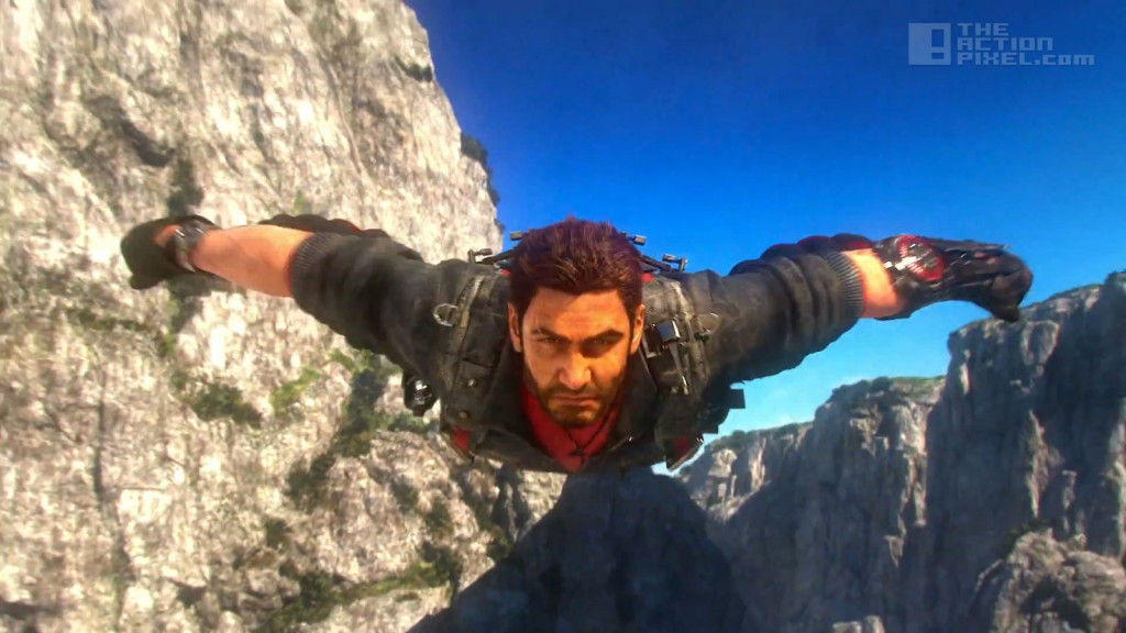 just cause 3. The action pixel. @theactionpixel