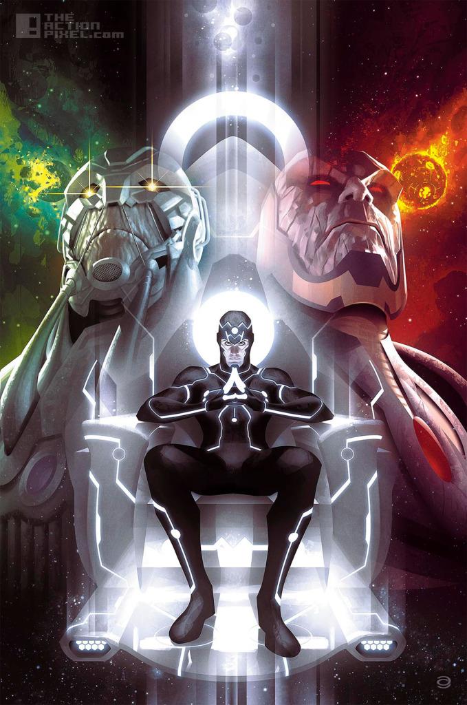 justice league #40. The action pixel. @theactionpixel. dc comics