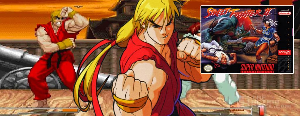 ken Street fighter 2. the action pixel. @theactionpixel