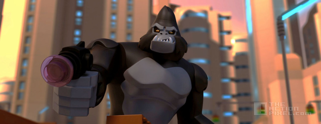lego Grodd. LEGO DC Comics Super Heroes: Justice League vs. Bizarro League. the action pixel. @theactionpixel