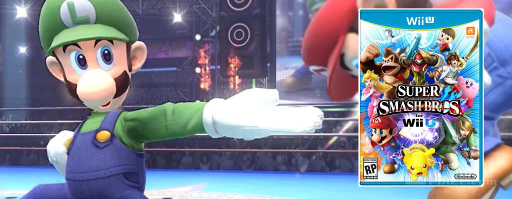 luigi Smash Bros. the action pixel. @theactionpixel