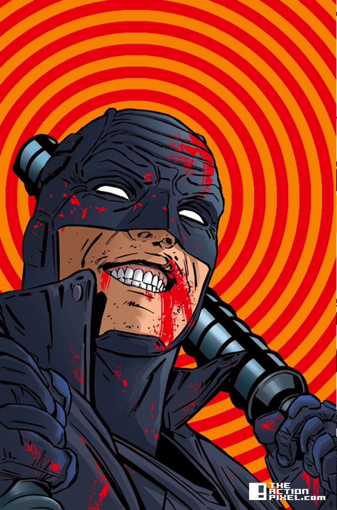 midnighter cover dc comics, the action pixel. @theactionpixel
