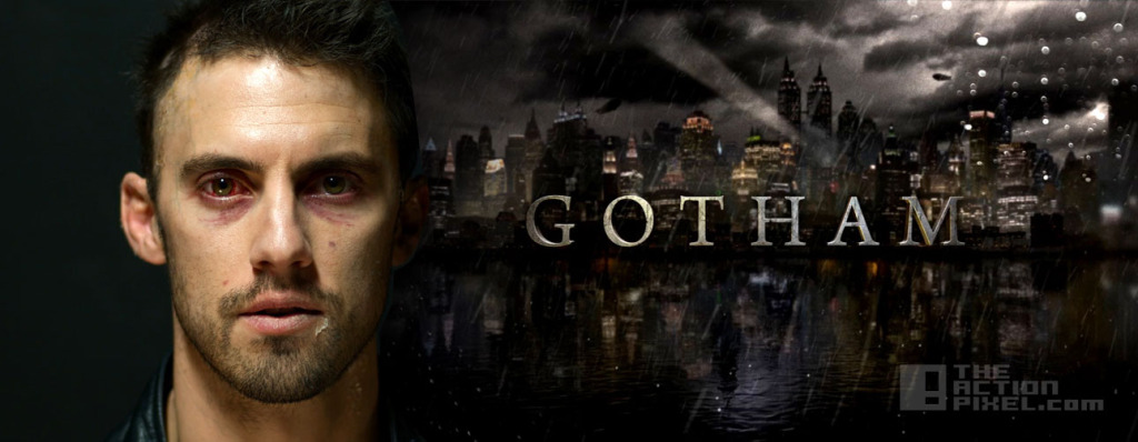 Milo Ventimiglia cast in gotham. Dc comics. the action pixel. @theactionpixel
