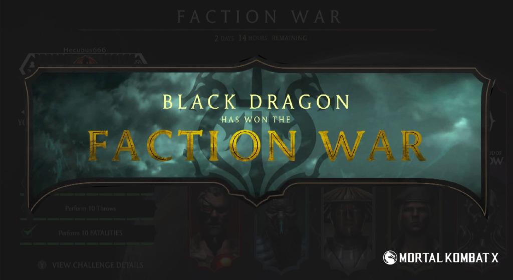 mortal kombat x faction war. the action pixel @theactionpixel