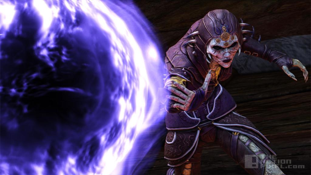 nosgoth summoner. square enix. the action pixel. @theactionpixel