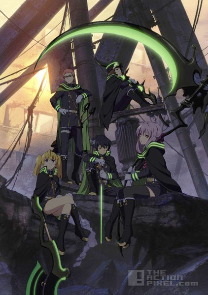 seraph of the end. the action pixel. @theactionpixel