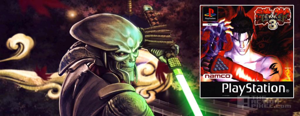 yoshimitsu Tekken. the actionpixel @theactionpixel