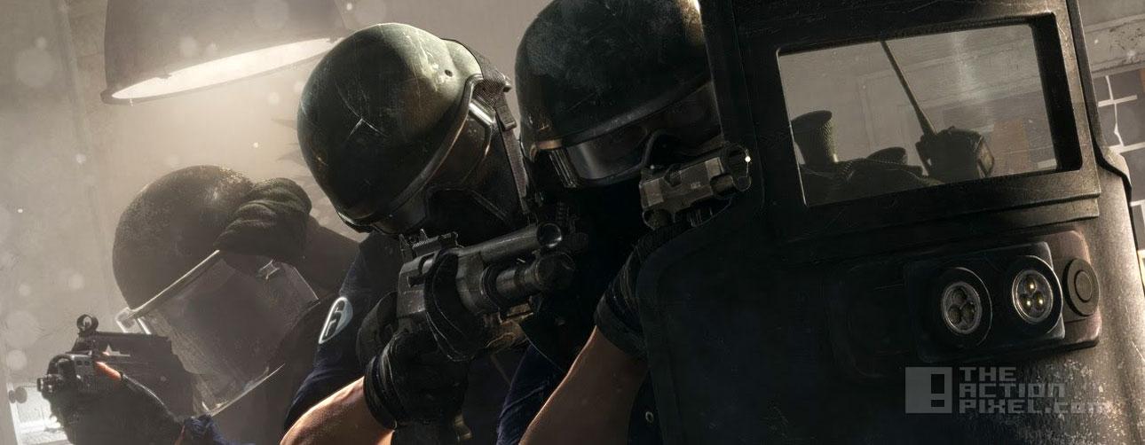 "Tom Clancy's Rainbow Six: Siege ""Operator Gameplay ..."