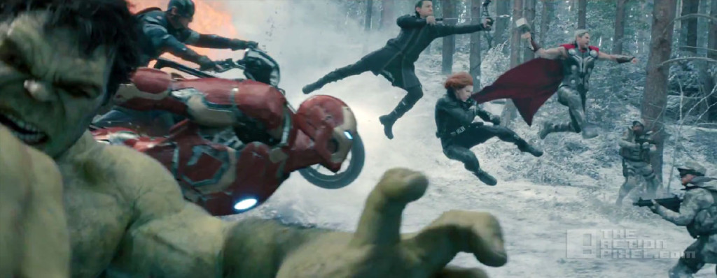 avengers Team. age of ultron trailer 3. marvel. the action pixel. @theactionpixel