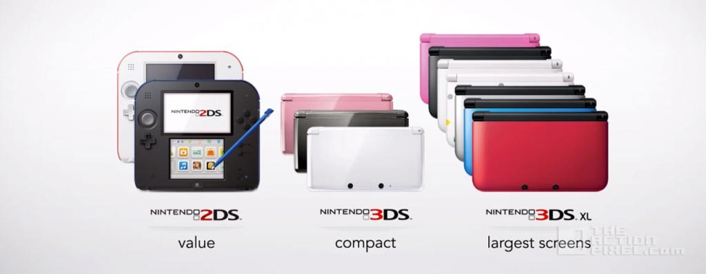 console Nintendo 3ds. the action pixel. @theactionpixel