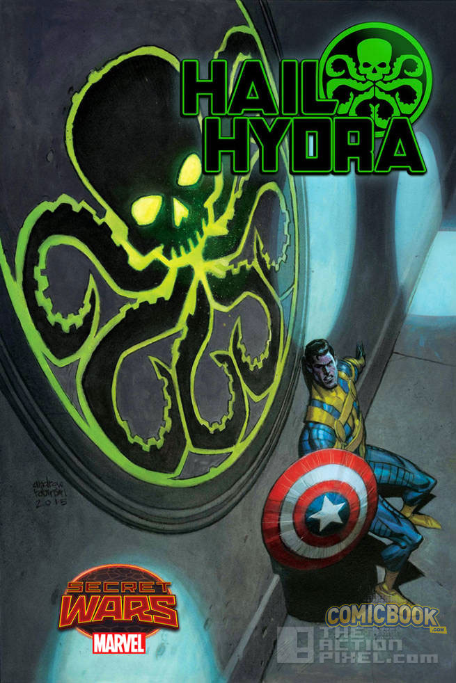 hail hydra. the action pixel. @theactionpixel