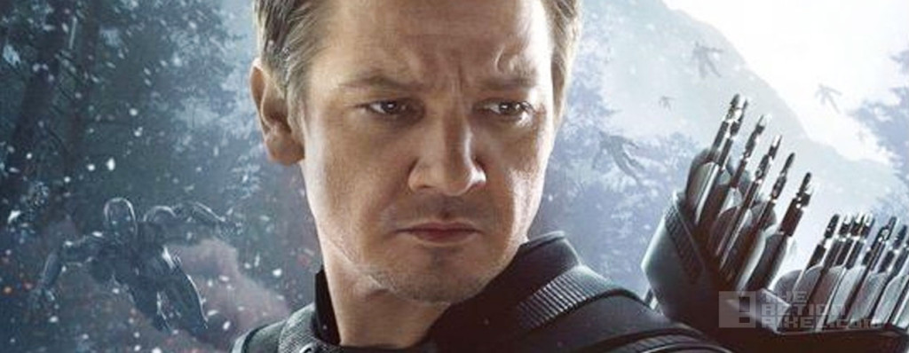 hawkeye poster. Avengers: Age of ultron. the action pixel @theactionpixel
