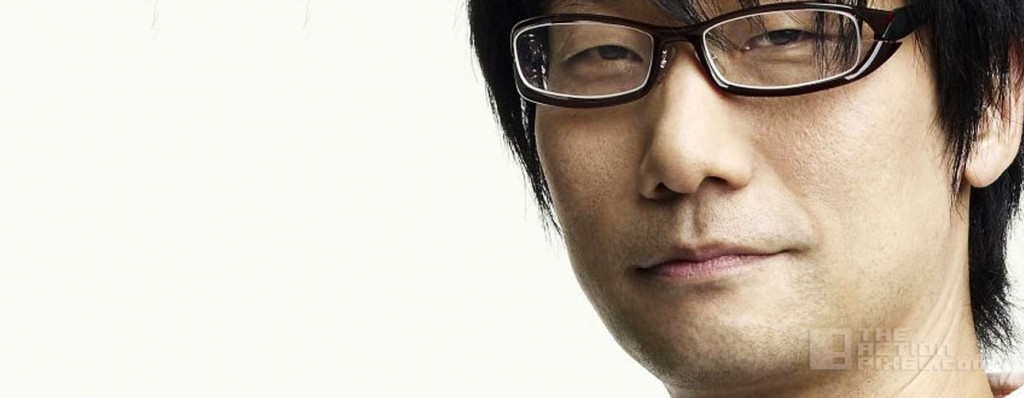 hideo kojima. the action pixel. @theactionpixel