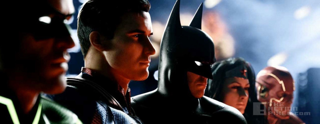 DC Comics infinite crisis. the action pixel . @theactionpixel