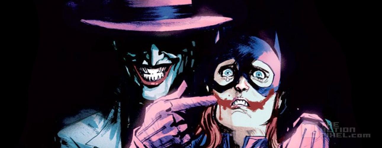 joker variant. Batgirl #41. the action pixel. @theactionpixel