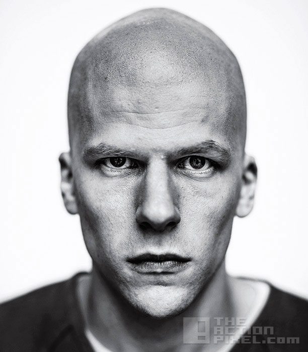 jesse eisenberg as lex Luthor. the action pixel @theactionpixel. Batman V superman: dawn of Justice