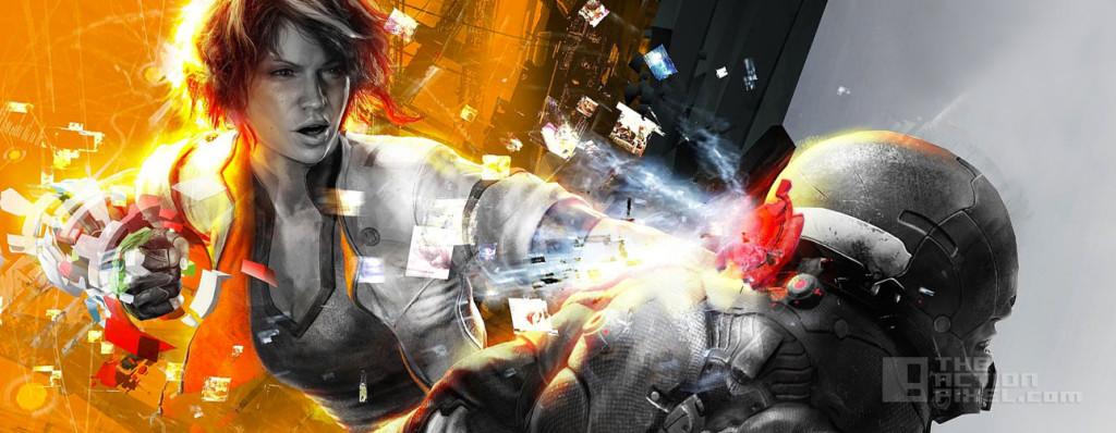 dontnod entertainment, capcom. remember me Game. the action pixel. @theactionpixel